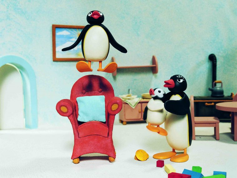 Pingu's Bouncy Fun1