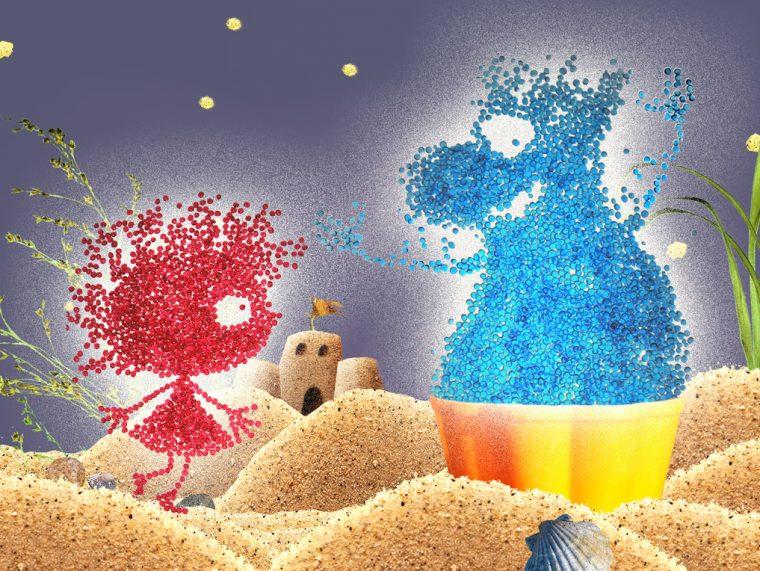 Sandpixies